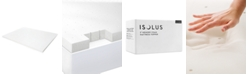 "Malouf Isolus 2"" Memory Foam Twin XL Mattress Topper"