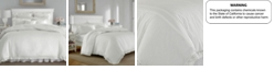 Laura Ashley King Annabella White Duvet Set