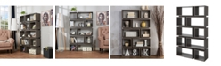 Furniture of America Ariana 10 Cubby Holes Bookcase