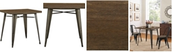 "Modway Alacrity 36"" Square Wood Dining Table"