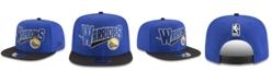 New Era Golden State Warriors Retro Tail 9FIFTY Snapback Cap