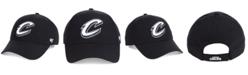 '47 Brand Cleveland Cavaliers Black White MVP Cap