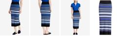 Lauren Ralph Lauren Striped Knit Skirt