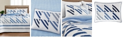 Martha Stewart Collection Nautical Sails King Quilt, Created for Macy's