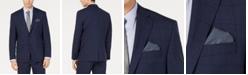 Lauren Ralph Lauren Men's UltraFlex Classic-Fit Windowpane Jacket