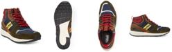 Polo Ralph Lauren Men's Train 100 High-Top Sneakers