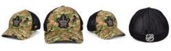 Authentic NHL Headwear Toronto Maple Leafs Military Appreciation Speed Flex Stretch Fitted Cap