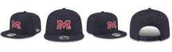 New Era Boys' Ole Miss Rebels Core 9FIFTY Snapback Cap