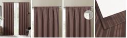"Silk Home Living Silk+Home Foam Back Blackout Rod Pocket Curtain Panel Pair 52""x84"""