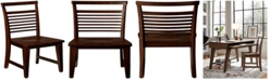 """My Home Madison 38"""" Desk Chair"""