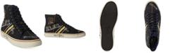 Polo Ralph Lauren Men's Solomon Tartan Sneakers