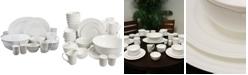 Paton 37 Piece Dinnerware Set