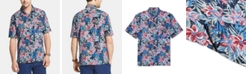 G.H. Bass & Co. Men's Floral Graphic Shirt