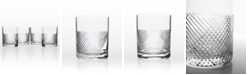 Rolf Glass Bourbon Street Double Old-Fashioned Glass 14.75Oz - Set Of 4