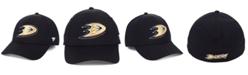 Authentic NHL Headwear Anaheim Ducks Basic Flex Stretch Fitted Cap
