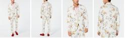 INC International Concepts I.N.C. Men's Slim-Fit Floral Blazer, Created for Macy's