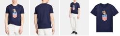 Polo Ralph Lauren Men's Custom Fit Graphic Chariots T-Shirt