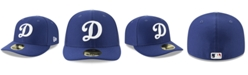 New Era Los Angeles Dodgers Batting Practice Low Profile 59FIFTY-FITTED Cap