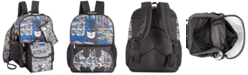 Accessory Innovations Little & Big Boys 5-Pc. Batman Graphic Backpack Set