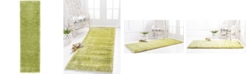 "Bridgeport Home Jiya Jiy1 Cedar Green 2' 7"" x 10' Runner Area Rug"