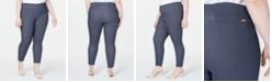Calvin Klein  Plus Size Pull-On Skinny Pants