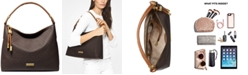 Michael Kors Lexington Signature Shoulder Bag