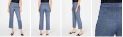 Elie Tahari Cropped Straight-Leg Pants
