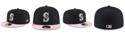 New Era Seattle Mariners Mothers Day 59FIFTY Fitted Cap