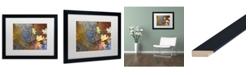 """Trademark Global Jason Shaffer 'Arb' Matted Framed Art - 20"""" x 16"""""""