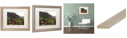 """Trademark Global Jason Shaffer 'Hawaii' Matted Framed Art - 20"""" x 16"""""""