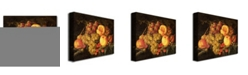 "Trademark Global Cornelis de Heem 'Still Life' Canvas Art - 24"" x 18"""