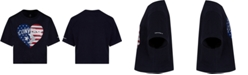Converse Big Girls Cotton Graphic-Print T-Shirt