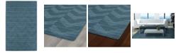 Kaleen Imprints Modern IPM05-78 Turquoise 8' x 11' Area Rug