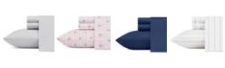 Nautica Cotton Percale Sheet Set, Full