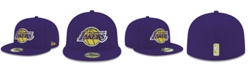 New Era Los Angeles Lakers Basic 59FIFTY Fitted Cap