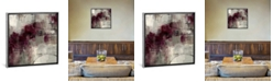 "iCanvas Stone Gardens Ii by Silvia Vassileva Gallery-Wrapped Canvas Print - 37"" x 37"" x 0.75"""
