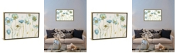 """iCanvas My Greenhouse Flowers I by Lisa Audit Gallery-Wrapped Canvas Print - 18"""" x 26"""" x 0.75"""""""