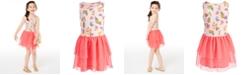 Epic Threads Toddler Girls Fruit-Print Tulle Dress, Created for Macy's