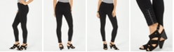 Style & Co Embellished Pull-On Leggings, Created for Macy's