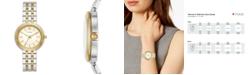 Tory Burch Women's Bailey Two-Tone Stainless Steel Bracelet Watch 34mm