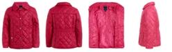 Tommy Hilfiger Big Girls Quilted Barn Jacket