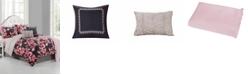 Ellen Tracy Fleur Du Jour 6-Piece King Comforter Set