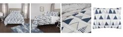 Rizzy Home Riztex USA Flint Queen 3 Piece Quilt Set