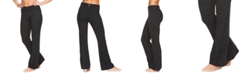 Gaiam Om Marled Yoga Pants