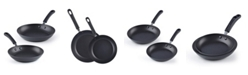 Cook N Home Anodized Nonstick Saute Fry Pan 2 Piece Set, Model 02636