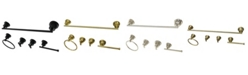 Kingston Brass Concord 5-Pc. Bathroom Accessory Set