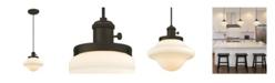 Westinghouse Lighting One-Light Mini Pendant with Turn Knob