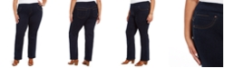 Style & Co Plus Size Ella Straight-Leg Jeans, Created For Macy's