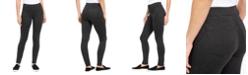 Style & Co Herringbone Ponté Knit Leggings, Created For Macy's