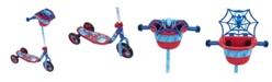 Huffy Spider-Man 3 Wheel Scooter with Bin
